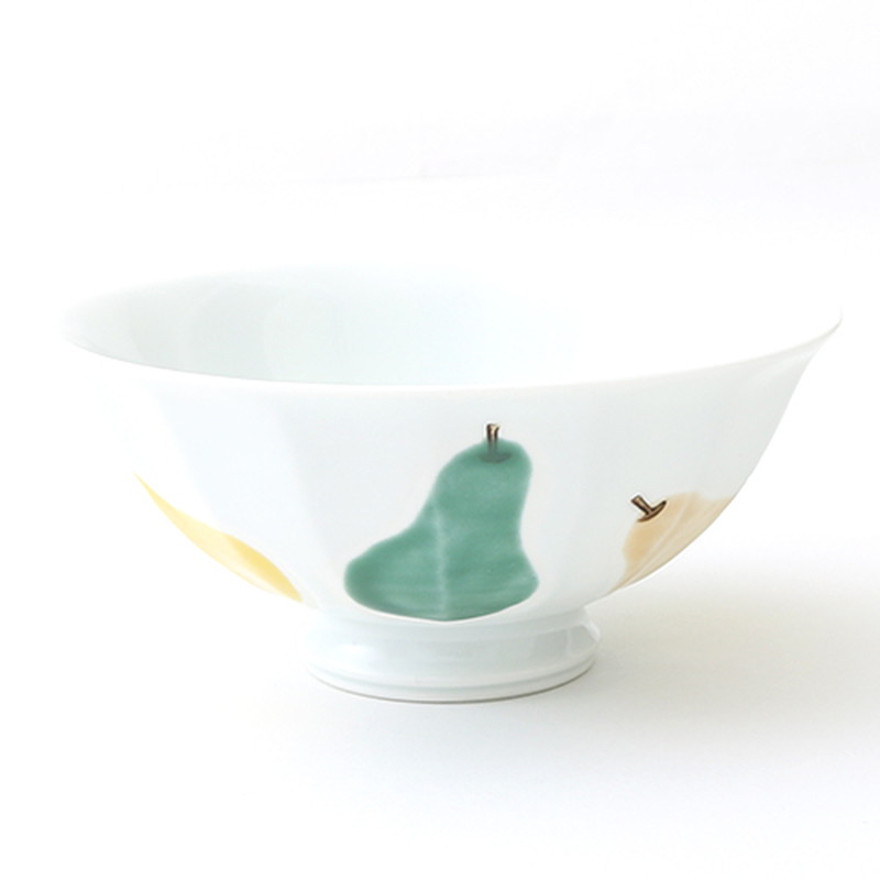 洋ナシ 軽々茶碗
