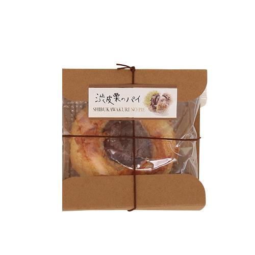 つるや製菓 渋皮栗のパイ