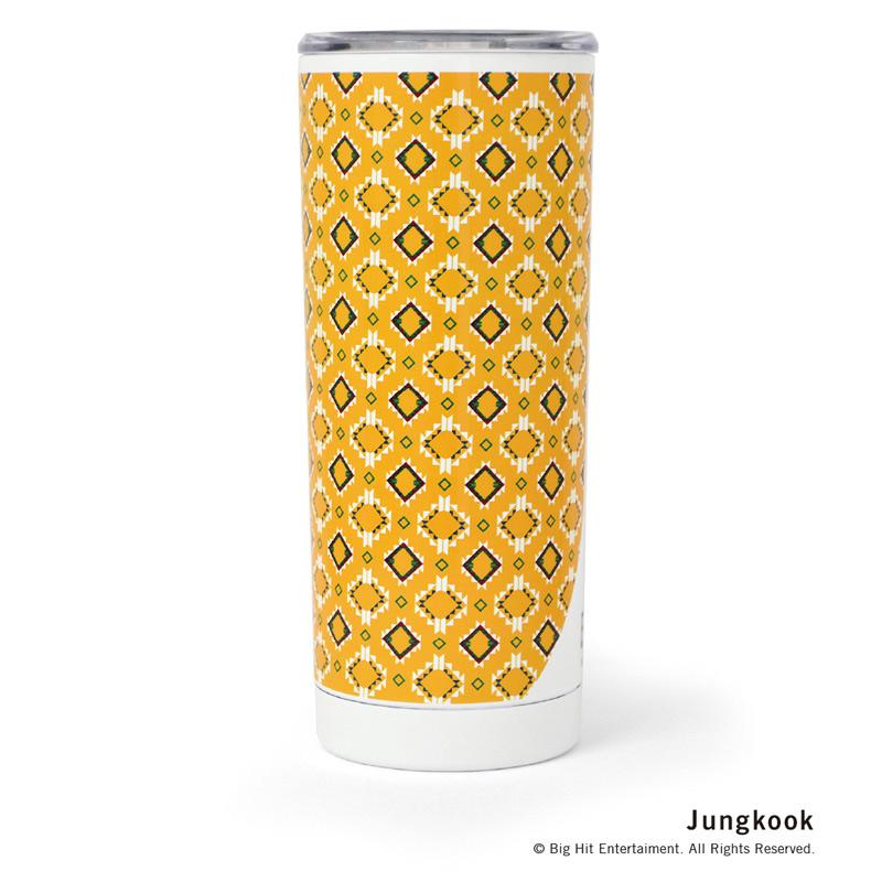 BTS×BUILTタンブラー Jungkook