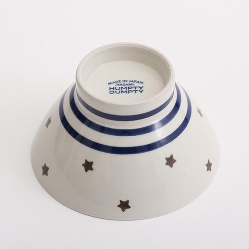 ほしほしボーダー 茶碗