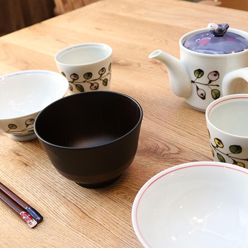 木の実 軽々茶碗
