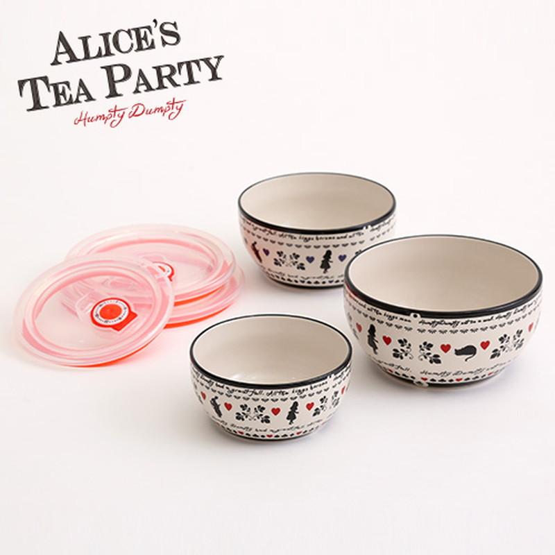 ALICE'S TEA PARTY アリスレンジトリオセット
