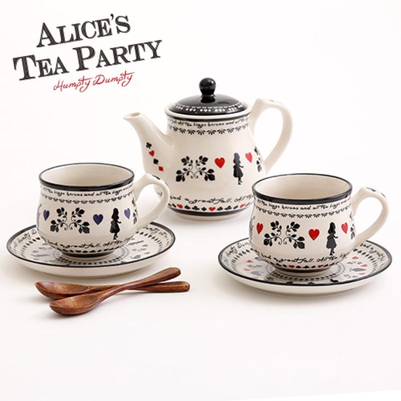 ALICE'S TEA PARTY アリスティーパーティーセット