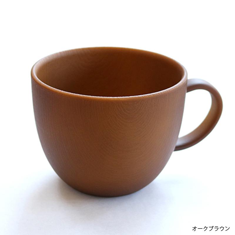 ウッディシリーズマグカップ