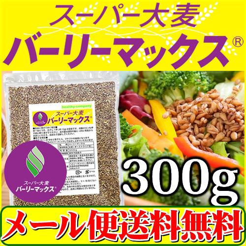 バーリーマックス 300g スーパー大麦