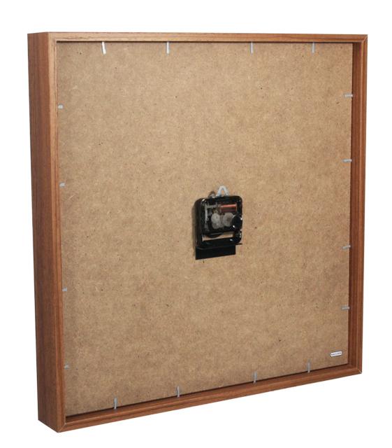 【会員登録で10%オフ!!】プルメリアクロック 大型サイズ(W42.5cm×H42.5cm)