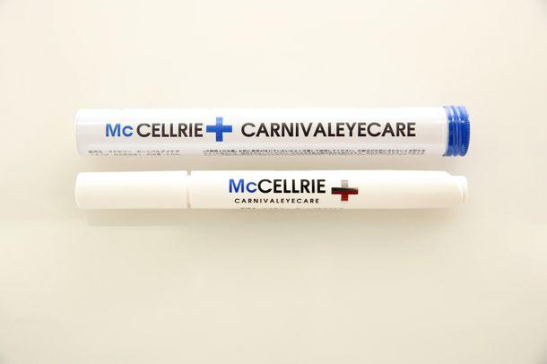 マクセリー カーニバルアイケア McCELLRIE CARNIVALEYECARE【まつ毛・目元美容液】