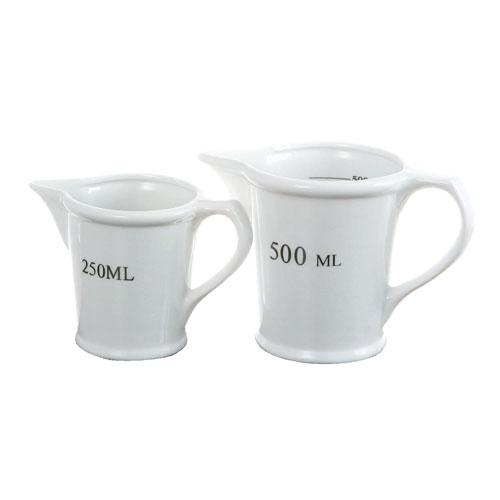 ダルトン メジャーリングジャグ 計量カップ  陶器
