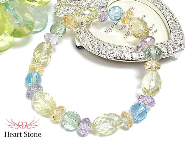 【数量限定】パワーストーンを超えたジュエリー!宝石質いろんな天然石MIX