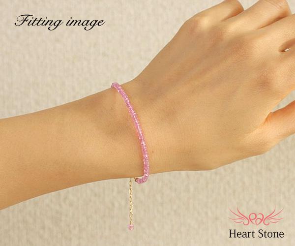 【PROUDIA】自分へのご褒美に♪至極の宝石ピンクサファイアorタンザナイト14KGF
