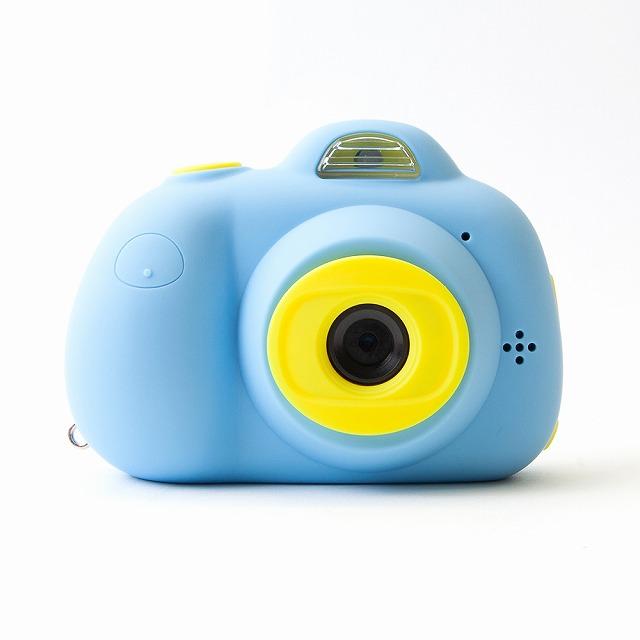 MAXEVIS<BR>キッズカメラPRO<BR>《ブルー》<BR>MA-KCA-PRO-BL