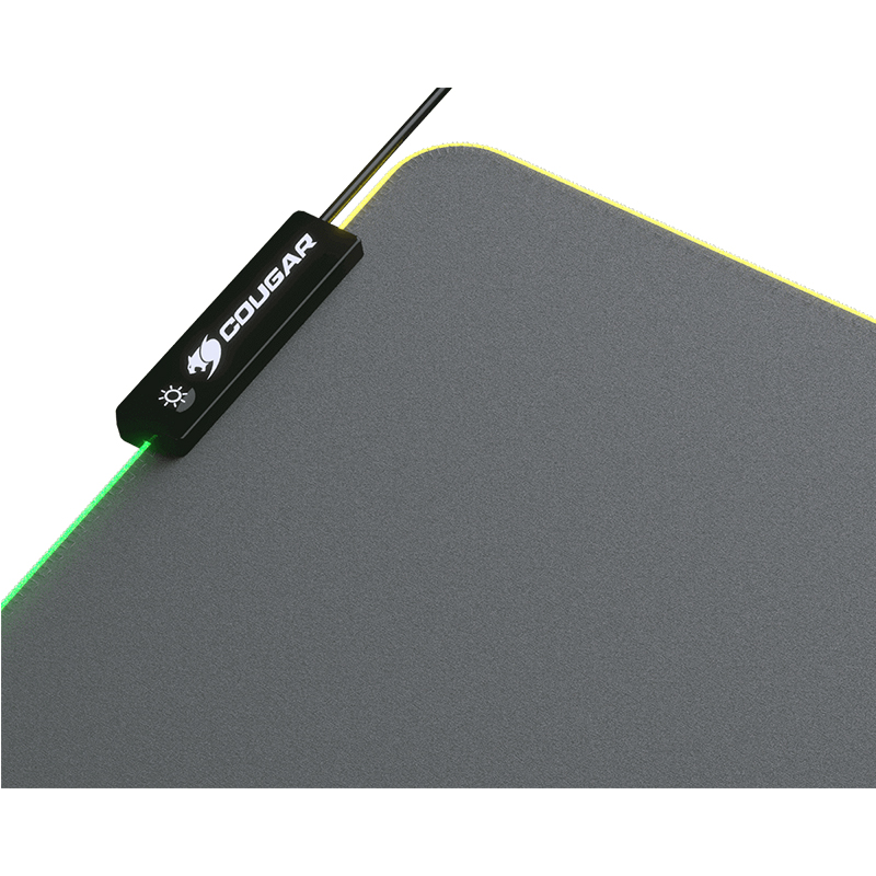 Milestone マイルストーン<BR>COUGAR <BR>RGB搭載 高精度マウスパッド<BR>COUGAR NEON<BR>《M》<BR>CGR-NEON MOUSE PAD