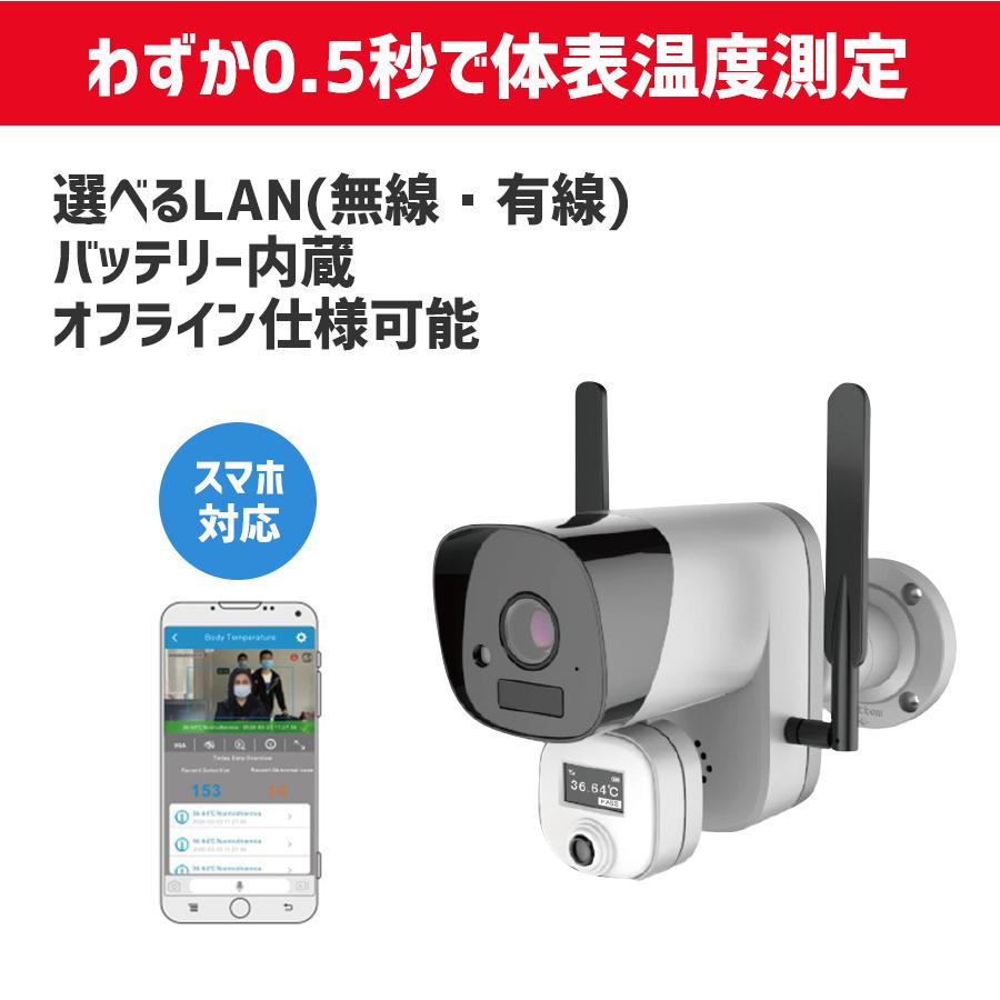 【ご注文から3週間程度での発送予定】<br>iQLabo アイキューラボ<BR>Wi-Fi付き サーマルカメラ<BR>TB-01<BR>IQ-TB01