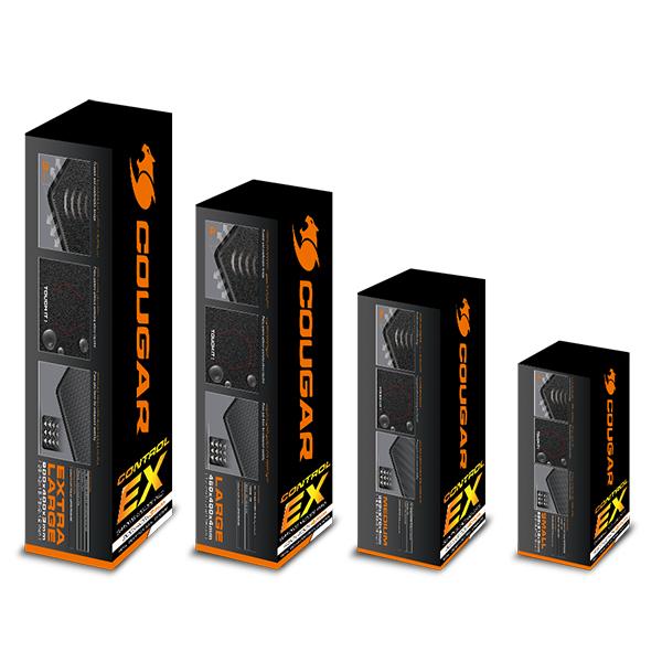 Milestone マイルストーン<BR>COUGAR <BR>マウスパッド<BR>COUGAR CONTROL EX<BR>《L》<BR>CGR-CONTROL EX L