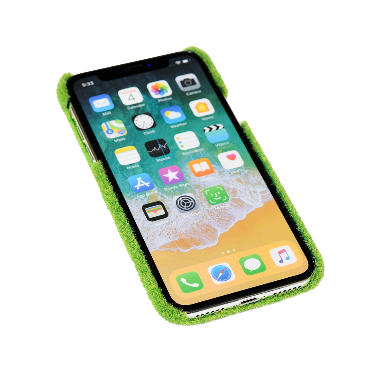 AG Limited<BR>Shibaful(シバフル)<BR>ジャケットケース<BR> for iPhone 11<BR>《Yoyogi Park》<BR>AG/SBF-IP111