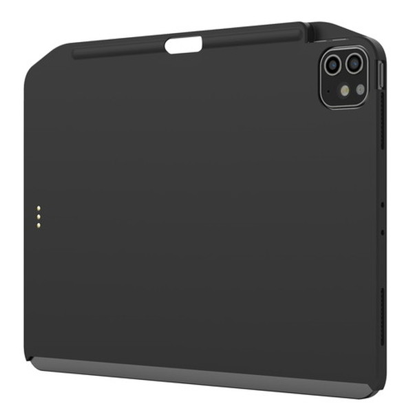 """SwitchEasy<BR>CoverBuddy 2020 for iPad Pro 12.9"""" (2020)<BR>for iPad Pro 12.9"""" (2020)<BR>《Black》<BR>SE_PP8CSPCCY_BK"""