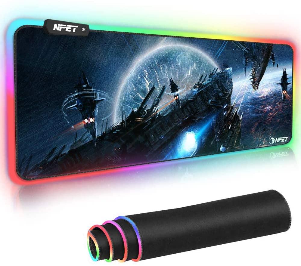NPET<BR>超大型ゲーミングマウスパッド<BR>MP02-XJ