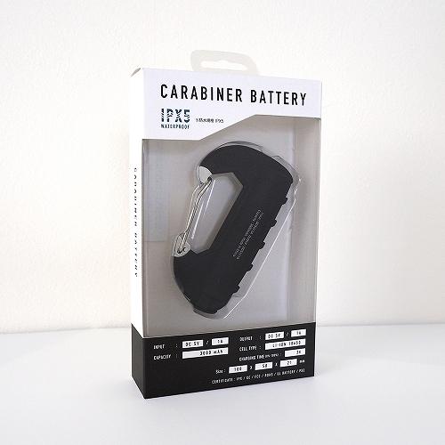 エルコミューン EL COMMUN カラビナバッテリー CARABINER BATTERY