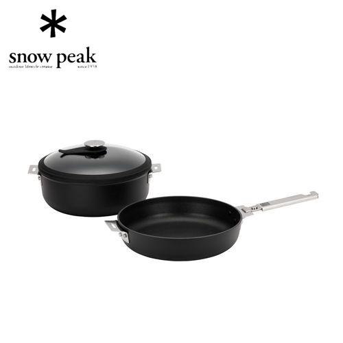 スノーピーク snow peak HOME&CAMPクッカー26