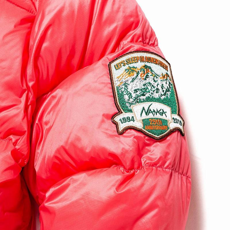 NANGA ナンガ | 25th Anniversary Down Jacket 25周年記念ジャケット