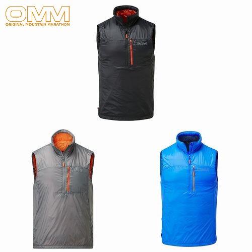 OMM オリジナルマウンテンマラソン Rotor Vest ローターベスト メンズ