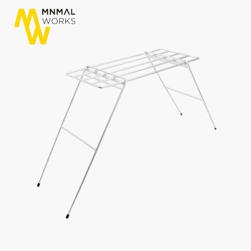 ミニマルワークス MINIMAL WORKS アイアンシェルフ IRON SHELF