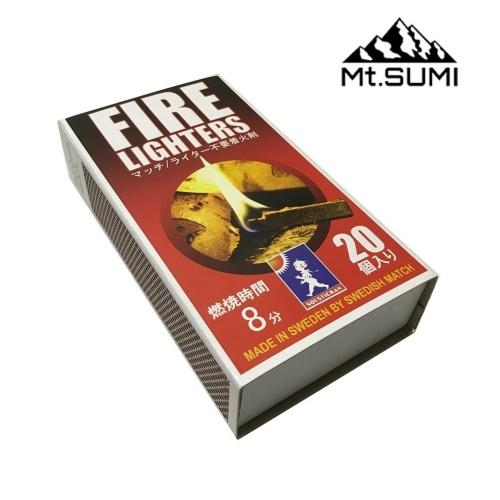 マウントスミ Mt.SUMI ファイヤーライターズ FIRE LIGHTERS