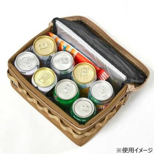 バリスティクス Ballistics GEAR & COOLER BOX M