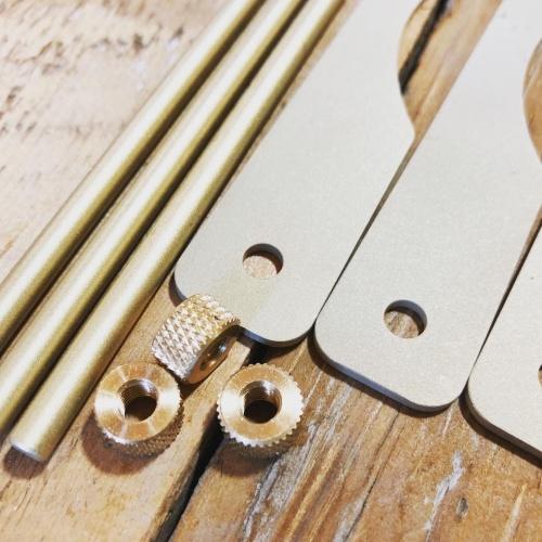 野良道具製作所 野良ドリッパー 真鍮製 ドリッパースタンド