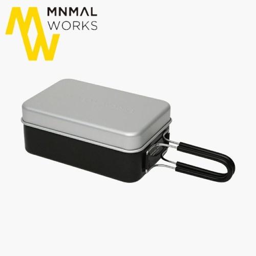 ミニマルワークス MINIMAL WORKS ランチ メスティン LUNCH MESSTIN PAN