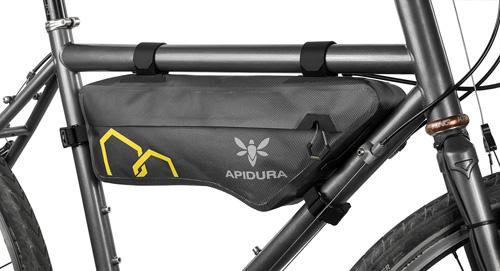 アピデュラ APIDURA DRYフレームバッグ S 3L