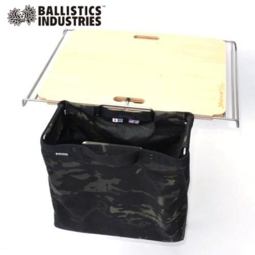 バリスティクス BALLISTICS TRASH & STRAGE FRAME JACKET S ショート