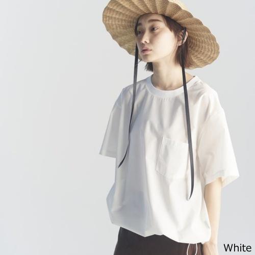 ナンガ NANGA  エアクロスショートスリーブティー ( メンズ ) AIR CLOTH SHORT SLEEVE TEE