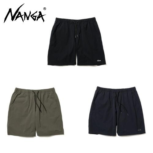 ナンガ NANGA  エアクロスイージーショーツ ( メンズ ) AIR CLOTH EASY SHORTS