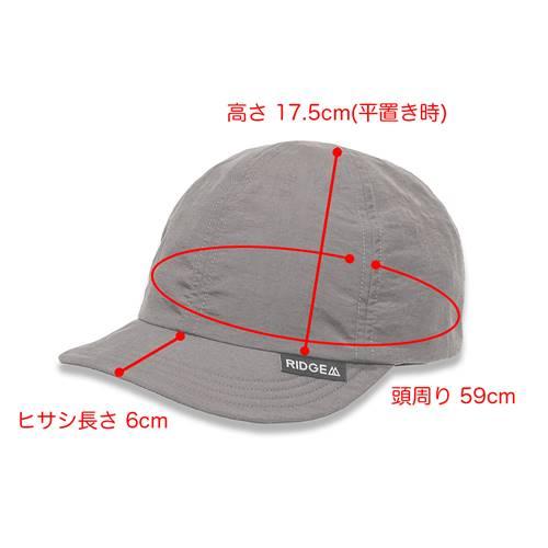 リッジマウンテンギア RIDGE MOUNTAIN GEAR  ベーシックキャップ バイカラー Basic Cap Bi Colour