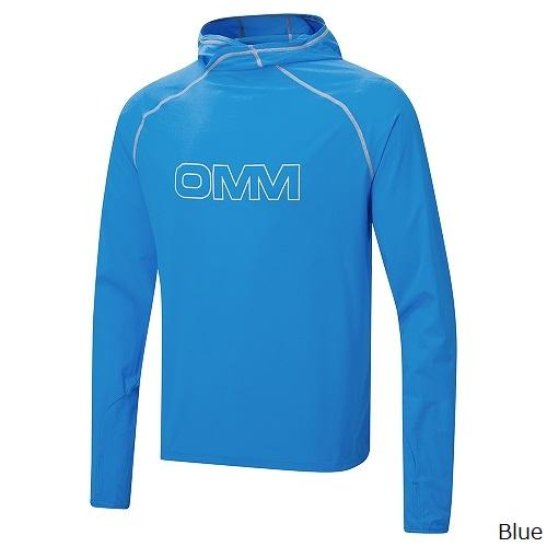 OMM オリジナルマウンテンマラソン BREEZE HOOD