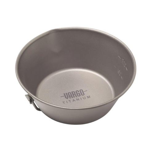 バーゴ VARGO チタニウム シェラカップ 450