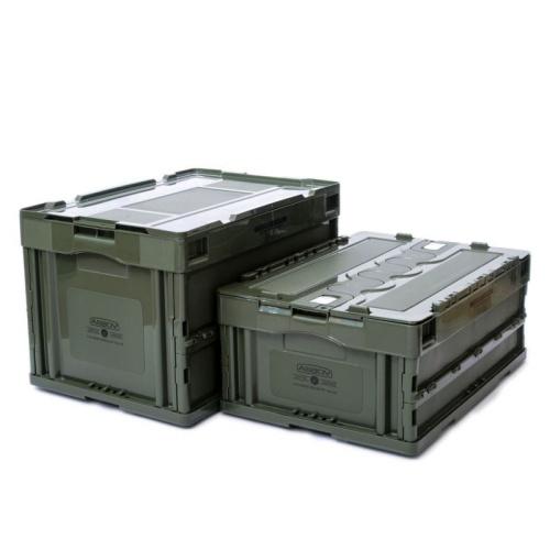 アッソブ AS2OV フォールディングボックス コンテナ 30L FOLDING BOX