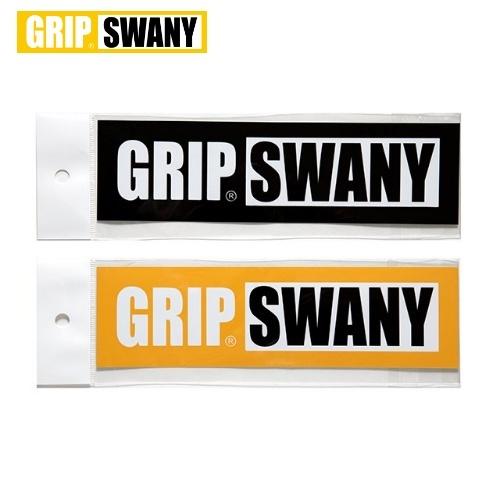 グリップスワニー GRIP SWANY GSステッカー