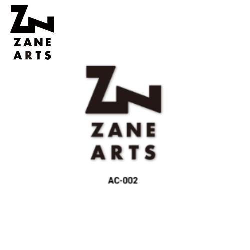 ゼインアーツ ZANEARTS カッティングステッカー ブラック AC-002