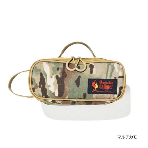 オレゴニアンキャンパー Orgonian Camper セミハードギアバッグ Sサイズ