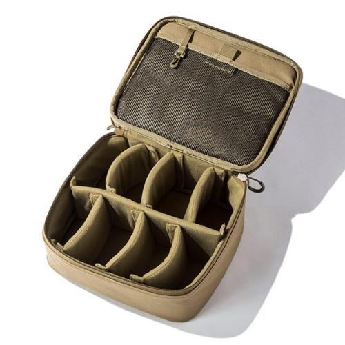 オレゴニアンキャンパー Orgonian Camper セミハードギアバッグ M-FLATサイズ