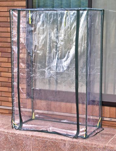 【送料無料】ビニール温室 ロング大きな植物用HS008