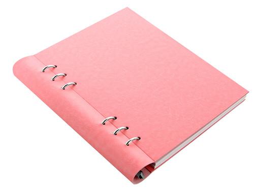 クリップブック(clipbook) A5 ローズ ファイロファックス