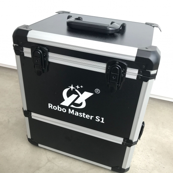 【HELICAM】Two-layer アルミキャリングケース for DJI RoboMaster S1