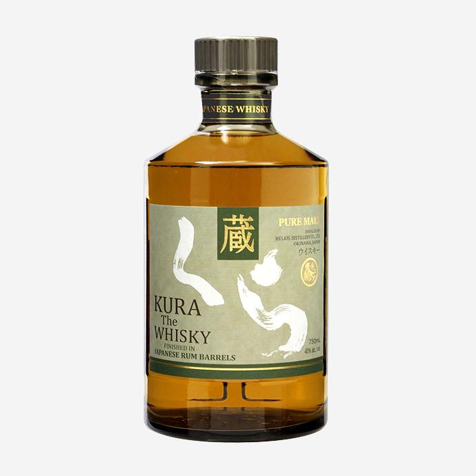 【数量限定ウイスキー】KURA ザ ウイスキー ラムカスクフィニッシュ