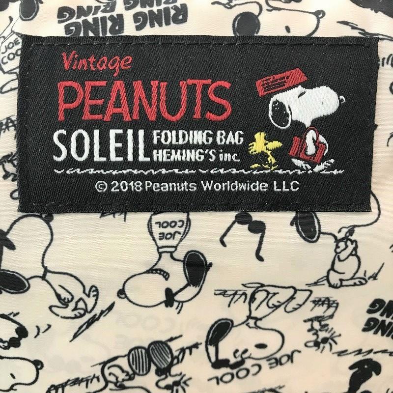 オンライン限定SALE【SOLEIL】Peanuts ショルダー