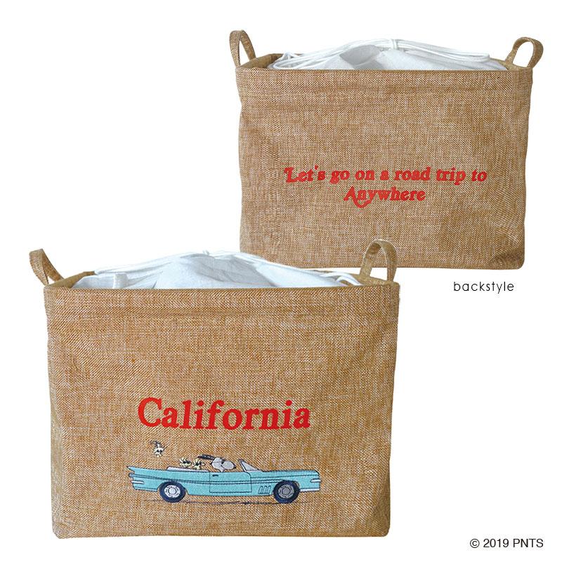 【pilier】 Vintage Peanuts SQ[S]/ CALIFORNIA (2柄)