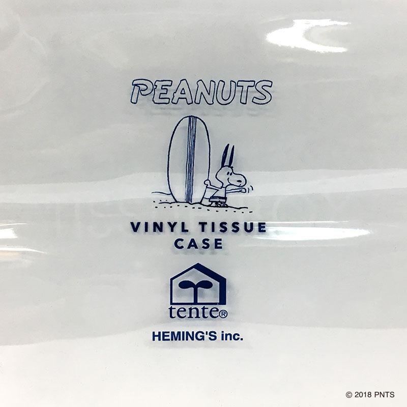 【オンラインストア限定ポイント10倍】【tente】Vintage Peanuts ビーチ (2色)