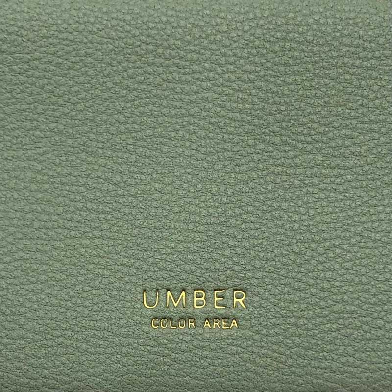 2021SS【umber】 アンバーフラグメントケース (4色)